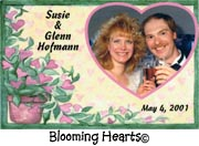 Blooming Hearts