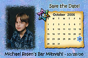 Mitzvah Save the Date