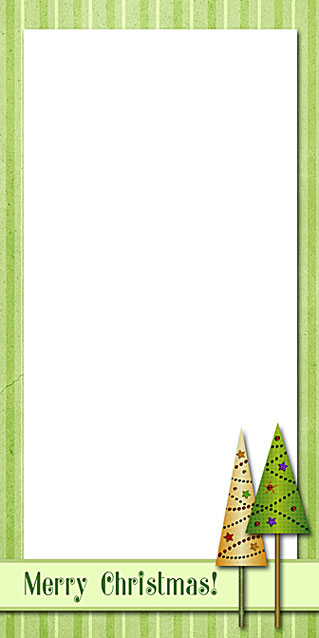 photograph about Printable Christmas Stationery identify Xmas Trees Take note Paper - Totally free Printable Getaway Stationery