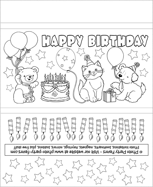 printable candy bar coloring pages - photo#22