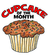 cupcake recipe of the month