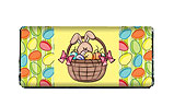 Easter Eggs Candy Bar Wrapper