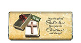 God's Love Christmas Candy Bar Wrappers