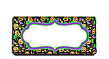 Halloween PatternCandy Bar Wrapper