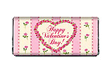 Old Fashioned Valentine Candy Bar Wrapper