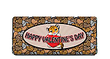 Tiger Cub Valentine's Day Chocolate Bars