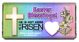 Easter Blessings Candy Bars