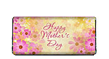 Mother's Day Flowers Candy Bar Wrappers