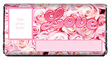 Pink Roses Love Candy Bar Wrappers