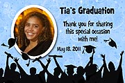 Graduation Celebration Photo Magnets
