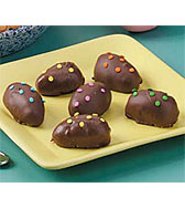 chocolate covered peanut butter easter eggs recipe
