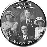 photo family reunion magnet