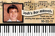 Piano Photo Magnet