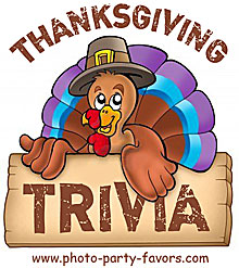 Fun Thanksgiving Facts and Trivia - Everything from how many calories are consumed at a typical Thanksgiving dinner to which President thought the concept of Thanksgiving was 'the most ridiculous idea I�ve ever heard.'