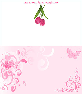 It is a picture of Free Printable Place Cards with regard to design